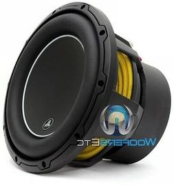 "JL AUDIO 10W6V3-D4 10"" 600W DUAL VOICE COIL 4-OHM CAR BASS S"