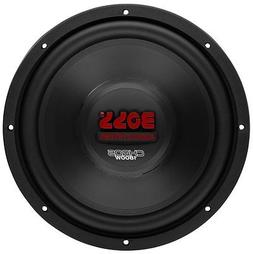 "Boss 12"" 1800W Car Subwoofer Audio DVC Power Sub Woofer 4 Oh"