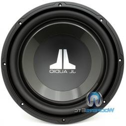 "12W1V3-4 - JL Audio 12"" Single 4-Ohm W1v3 Series Subwoofer"