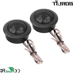 BORUiT 1Pair <font><b>Car</b></font> <font><b>Speaker</b></f