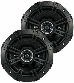 "2 Kicker 43DSC504 D-Series 5.25"" 200W 2-Way 4-Ohm Car Audio"