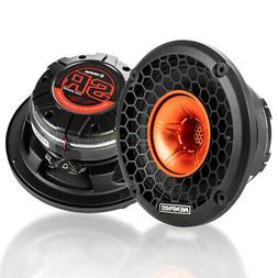 2 pack audio 6 5 coaxial speakers