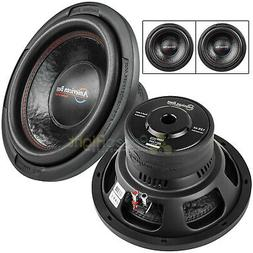 "2 Pack American Bass XD-1244 12"" Subwoofer Dual 4 Ohm 1000 W"