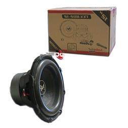 2 x NEW KENWOOD 12-INCH SINGLE 4-OHMS CAR AUDIO SUBWOOFERS 1