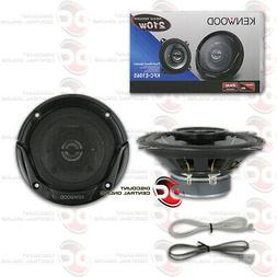 2019 NEW KENWOOD 4 INCH CAR AUDIO 2-WAY CAR COAXIAL SPEAKERS