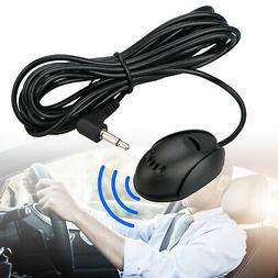 3.5mm Microphone Car Stereo GPS Bluetooth Enabled Audio DVD
