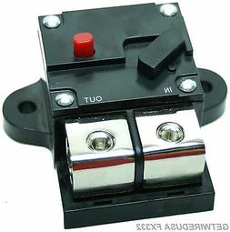 350-AMP 1/0, 0, 1, 2, GAUGE AWG WIRE CIRCUIT BREAKER HEAVY D