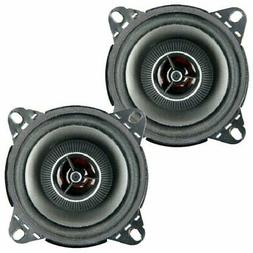 """5 Core 4"""" Car AUDIO STEREO Speakers Coaxial 2 Way PRO Full R"""