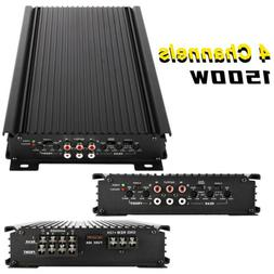 4 Channel Car Amplifier Stereo Audio High Power Sub Woofer P
