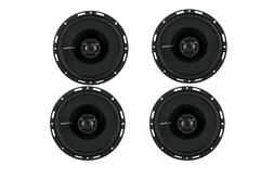 "4) NEW Rockford Fosgate P1650 6.5"" 2-Way Full Range Car Audi"