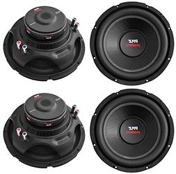 "4) Pyle PLPW15D 15"" 8000W Car Subwoofers Audio Power Subs Wo"