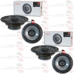 "4 x JBL CS762  6.5"" CAR AUDIO CS7 SERIES 2-WAY COAX COAXIAL"