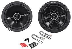 "Kicker 41DSC654 6-1/2"" 6.5"" D-Series 240 Watts Peak/60 Watts"