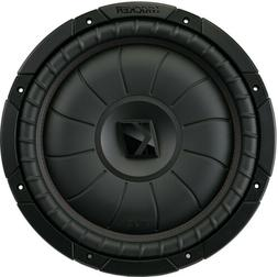"KICKER 43CVT122 CAR AUDIO 12"" COMPVT SHALLOW MOUNT SUBWOOFER"