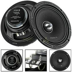 "Orion 6.5"" Midrange Speakers 1200 Watts Max Power 4 Ohm Car"