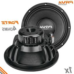 "PRV Audio 8MB700FT-NDY-4 8"" Mid Bass Neodymium Speaker 700W"