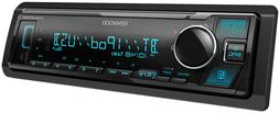 AUTHENTIC Kenwood KMM-BT328 Bluetooth, Media Car Stereo 2DAY