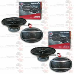 """Jvc - 6"""" X 9"""" 3-way Car Speakers With Carbon Mica Cones  - B"""