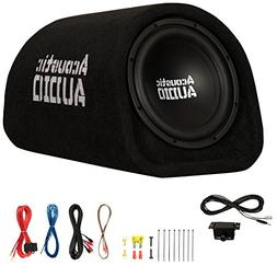"""Acoustic Audio by Goldwood ACA8T Powered Amplified 8"""" Car Su"""