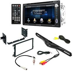 Aftermarket Car Stereo Radio Double DIN In-Dash DVD/CD/AM/FM