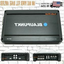 BLAUPUNKT AMP1604 CAR AUDIO 4 CHANNEL AMP AMPLIFIER 1500W MA
