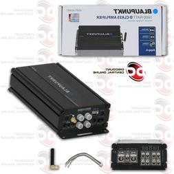 Blaupunkt AMP1804BT Car Audio 4-Channel Amplifier 1600W Blue