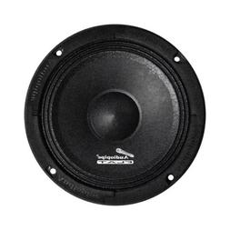Audiopipe Apmb65flt 6.5 Flat Loud Speaker 250W Max Sold Each