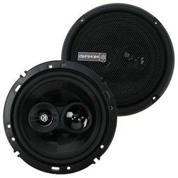 """Memphis Audio 15-PRX603 6-1/2"""" 3-Way Power Reference Coaxial"""