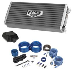 Boss Audio AR2400.4 2400 Watt 4-Channel Car Audio Amplifier+