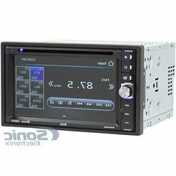 Boss Audio BV9358B Car DVD Player - LCD - Plays CD±R/