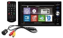 BOSS AUDIO BVNV9384RC Double-DIN 6.2 inch Touchscreen DVD Pl