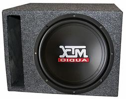 MTX Audio TN10-04 10 Inch Car Subwoofer with TN1004 Vented P