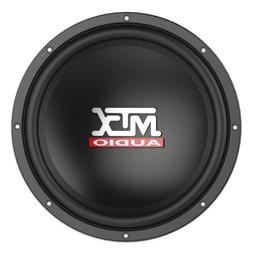 "MTX Audio TN12-04 12"" Single 4 ohm Terminator Series Subwoof"