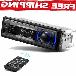Boss Single Din USB SD AUX Radio Car Stereo Audio Receiver B