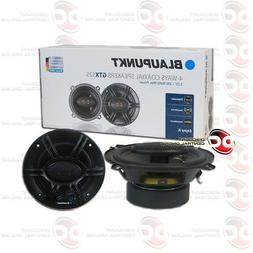 "BRAND NEW BLAUPUNKT 5.25"" 4-WAY CAR AUDIO COAXIAL SPEAKERS"