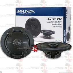 "BRAND NEW ALPINE 6"" 6-INCH 2-WAY CAR AUDIO COAXIAL SPEAKERS"