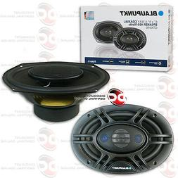 "BRAND NEW BLAUPUNKT 6 x 9"" 4-WAY CAR AUDIO COAXIAL SPEAKERS"