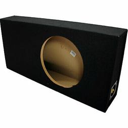 "Single 12"" Subwoofer Regular Standard Cab Truck Ported Stere"