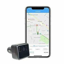 ShieldGPS Car GPS Tracker and USB Charger with Live Audio -