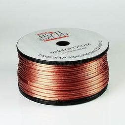 Car Home Audio Speaker Wire Cable 12 Gauge 250 ft 12AWG 250'