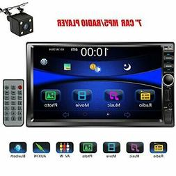 car stereo double din 7 touchscreen in
