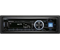 Alpine CDE-143BT Single-DIN Bluetooth Car Stereo USB Aux CD