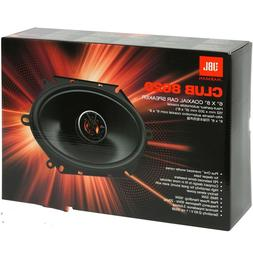 club coaxial speaker system
