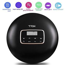 Compact CD Player with Disc, Portable Personal CD Player for