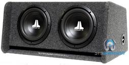 "JL Audio CP210-W0v3 Dual 10"" 10W0v3-4 Loaded Ported Enclosur"