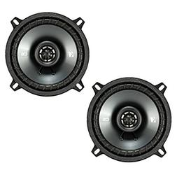 "Kicker CSC5 5.25"" 225W 2 Way 4 Ohm Coaxial Car Audio Speaker"