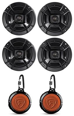 "Polk Audio DB652 6.5"" 300 Watt Car Audio Marine/ATV/Motorcy"