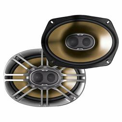 Polk Audio DB691 6-by-9-Inch 3-Way Speakers 600 Watts Peak