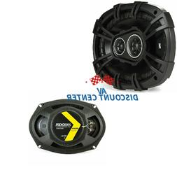 Kicker DSC6930 DS Series 6x9 4-Ohm 3-Way Speaker