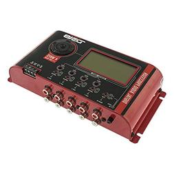 DS18 DSP-14LCD 4 Ways Car Digital Audio Processor with DSP 2